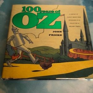 History of Oz Books and Movie
